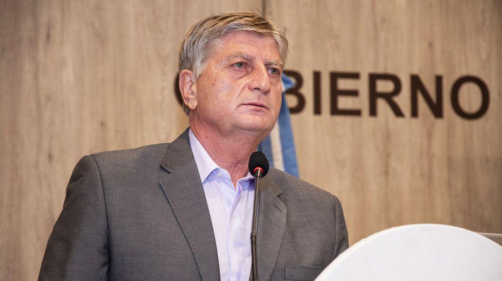 Ziliotto anunció nuevas restricciones en La Pampa para los próximos 14 días