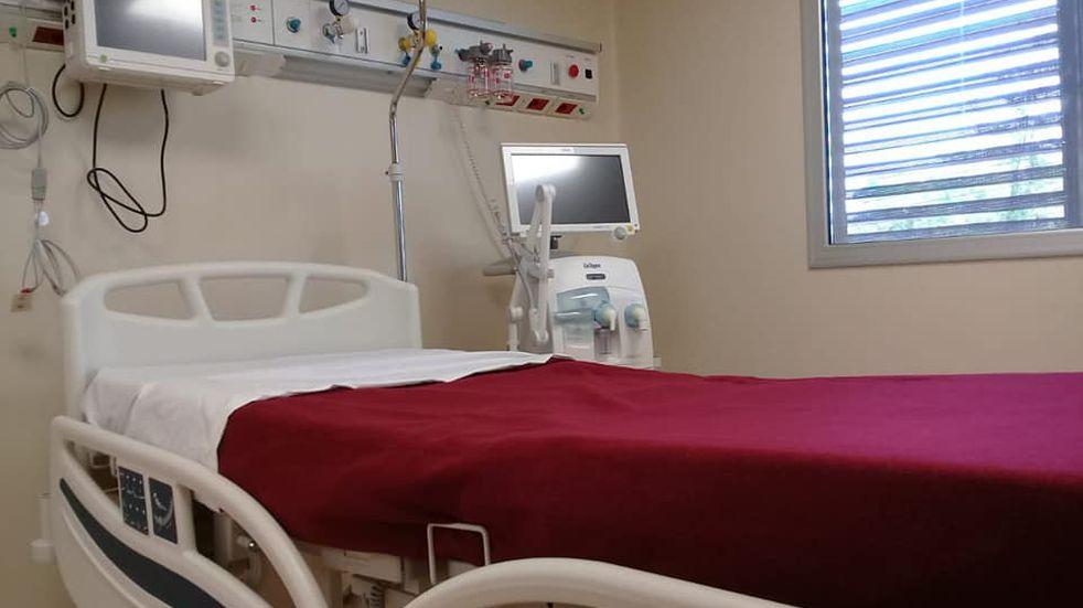 Hospital Schestakow: ya funciona la unidad de cuidados intensivos cardiológicos
