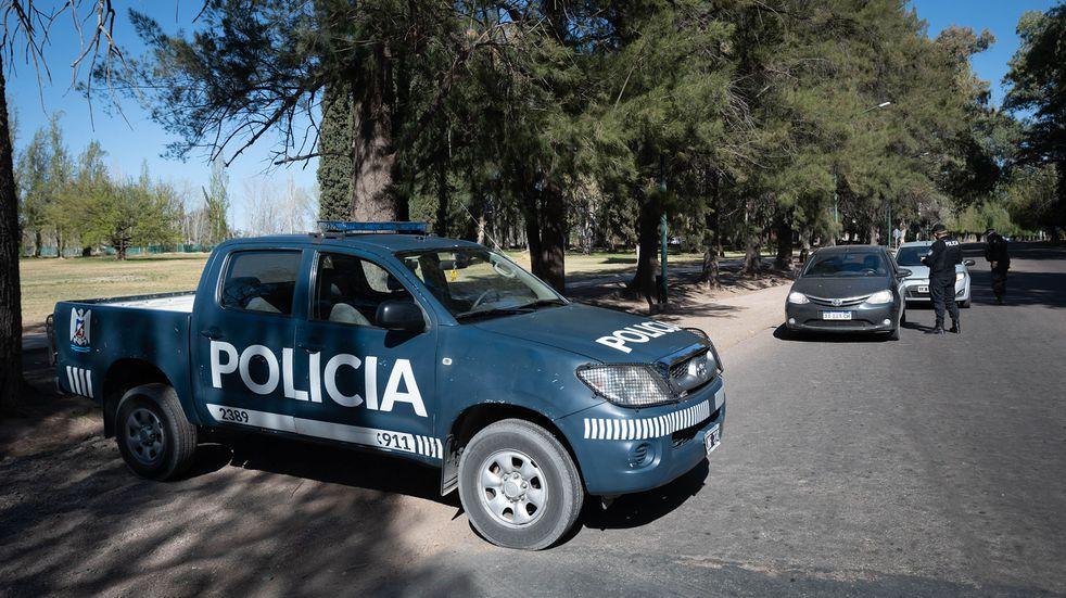Violento asalto en un estudio jurídico de Godoy Cruz