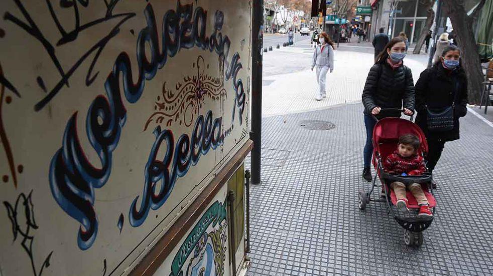 Clima en Mendoza: tiempo bueno para terminar la semana