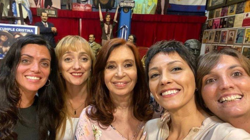 La intimidad del festejo de cumpleaños de Cristina Kirchner