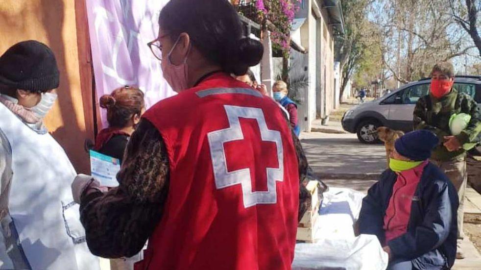 Exigen que los voluntarios de Cruz Roja sean eximidos del pago de boleto