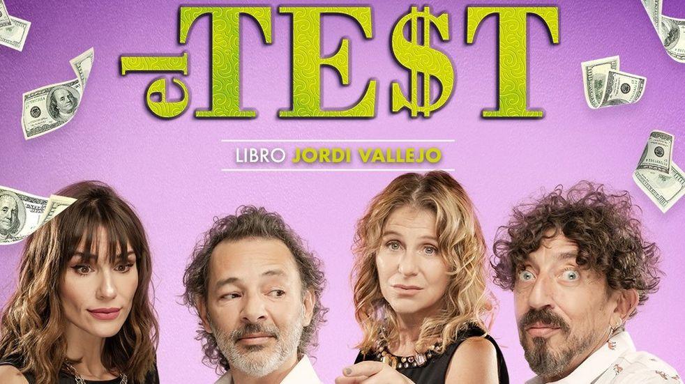 """""""El Test"""": una comedia de enredos, protagonizada y dirigida por Fabian Vena"""