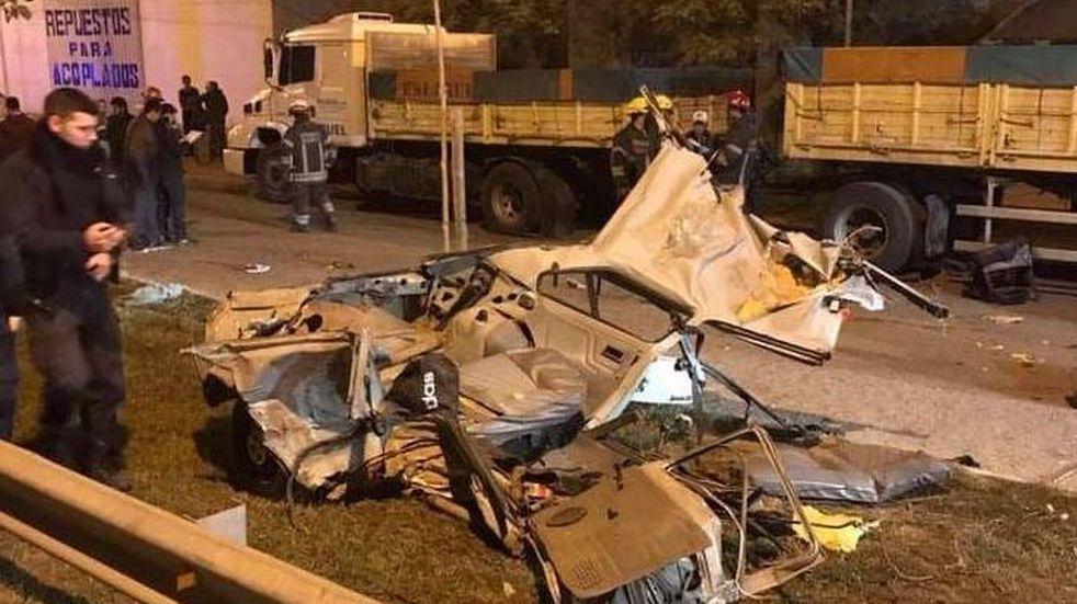 Detuvieron a dos policías por la tragedia en San Miguel del Monte