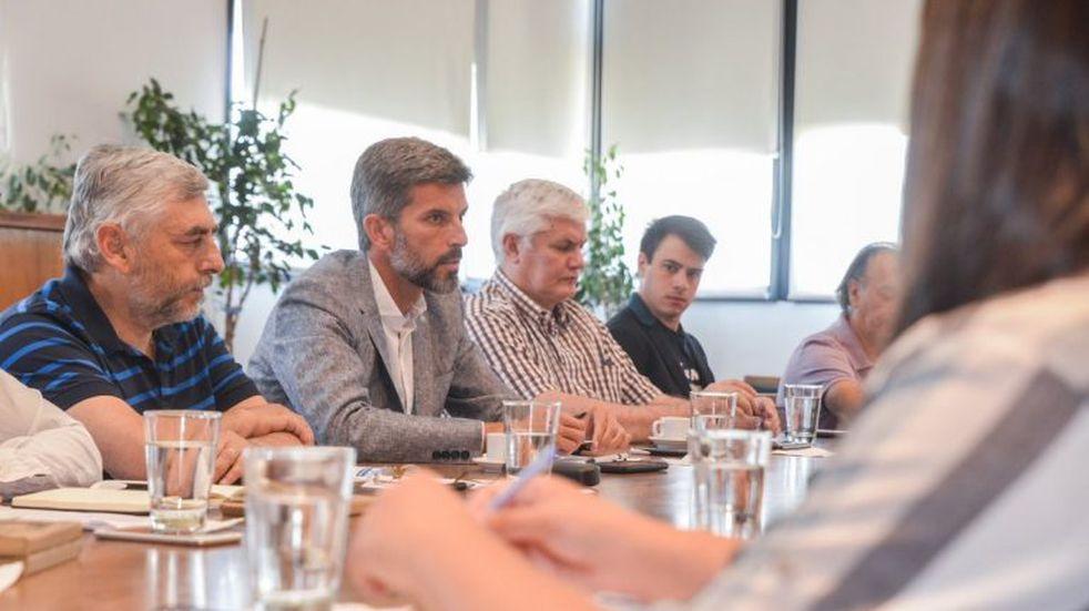 El primer Comité Municipal de Cambio Climático fue en Mendoza