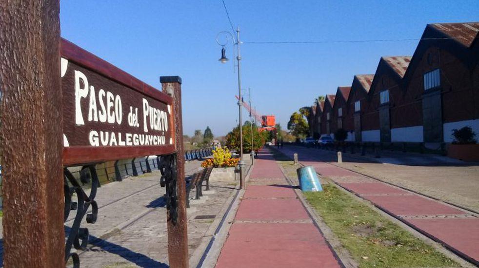Como va a estar el clima en Gualeguaychú