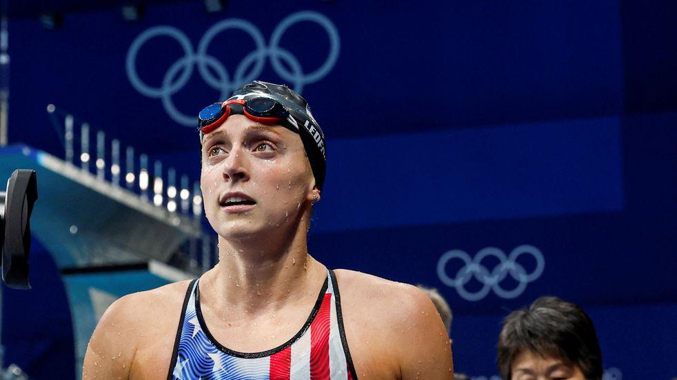 Quién es Katie Ledecky, la nadadora estadounidense que estableció el récord olímpico en los 1500 metros libres