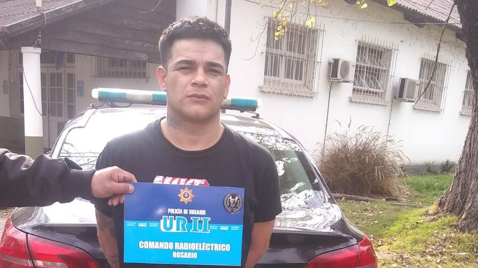 Atraparon a un prófugo de la cárcel de Piñero el día antes de su cumpleaños