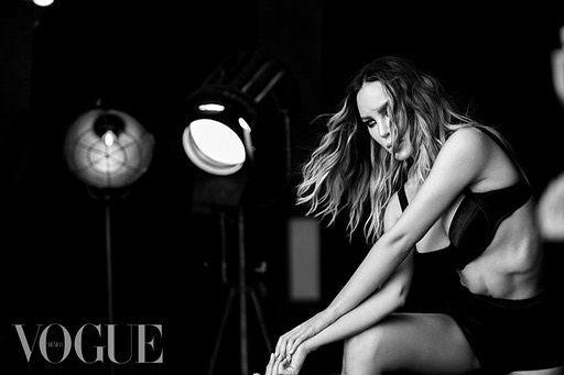 Belinda para Vogue