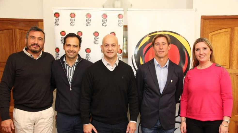 Carlos Paz presentó el Seminario de Gestión Deportiva