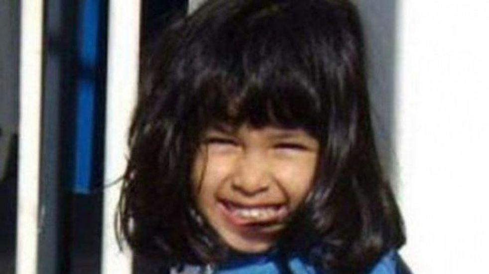 Sofía Herrera desaparecida en Tierra del Fuego