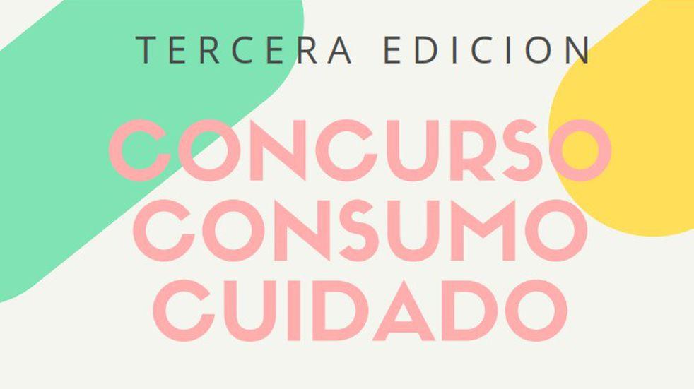 Lanzan la tercera edición del concurso ConSumo Cuidado