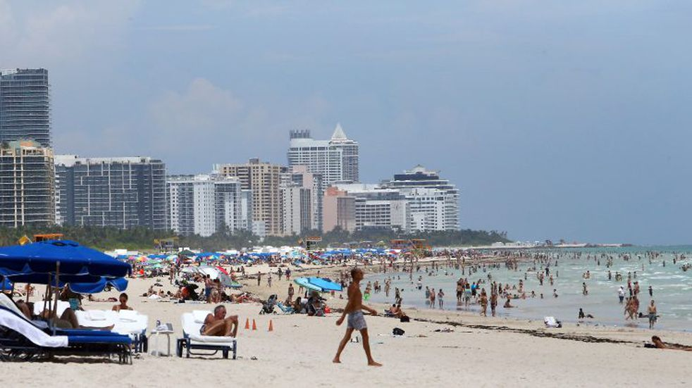 Calafate y Miami, los destinos más buscados por los argentinos