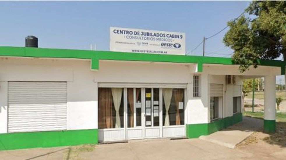 El centro de jubilados de Pérez continúa sin médico clínico