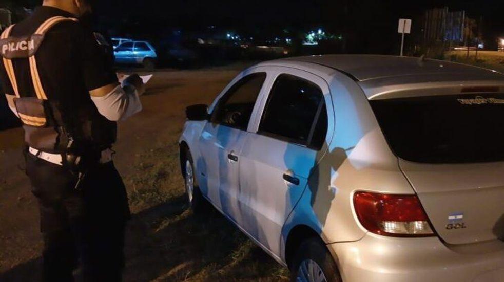 Recuperan otro automóvil con pedido de secuestro en Buenos Aires
