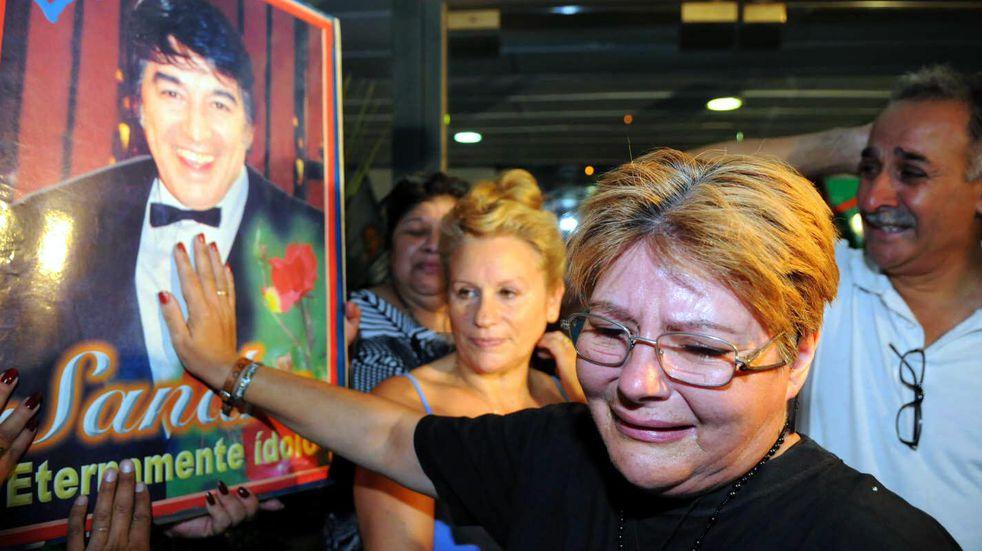 2010: Sandro muere en Mendoza