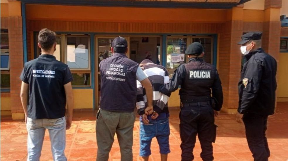 San Pedro: en su declaración, el detenido por el crimen de De Lima señaló a otro individuo como autor del crimen