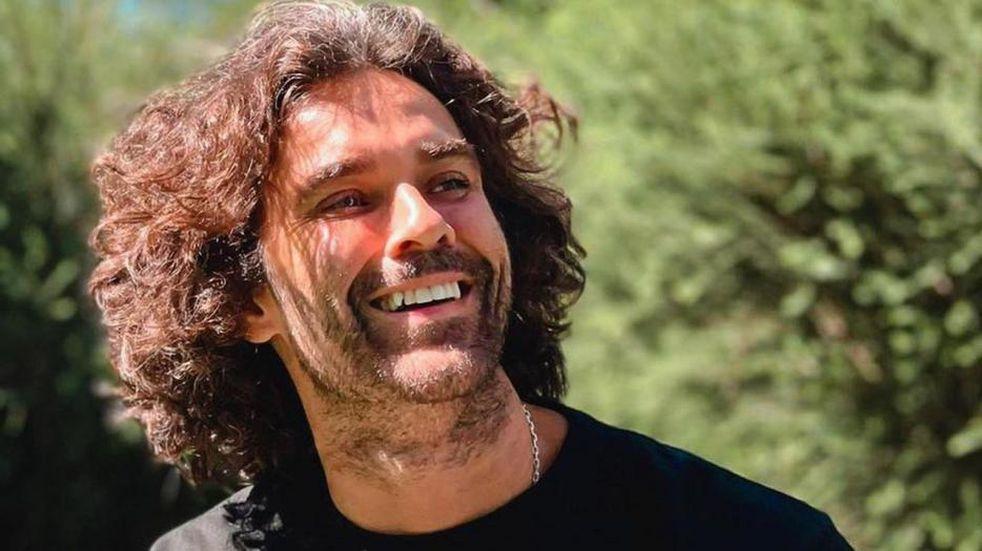 Mariano Martínez hizo un cover de un tema de Gustavo Cerati y las redes se llenaron de memes