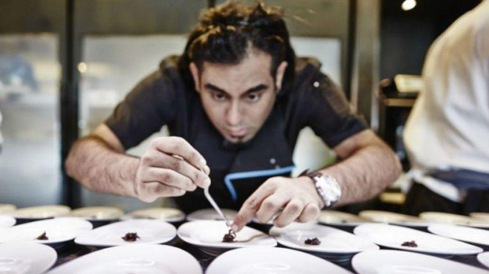 Gaggan Anand anunció que abrirá un restaurante en octubre