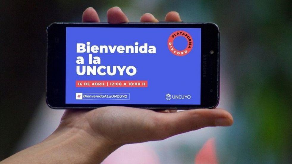 """""""Bienvenida a la UNCuyo"""": la casa de altos estudios festejará el ingreso de sus estudiantes de primer año"""