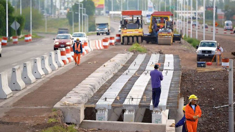 Cambiemos salió a destacar que a pesar del ajuste avanzan obras en rutas