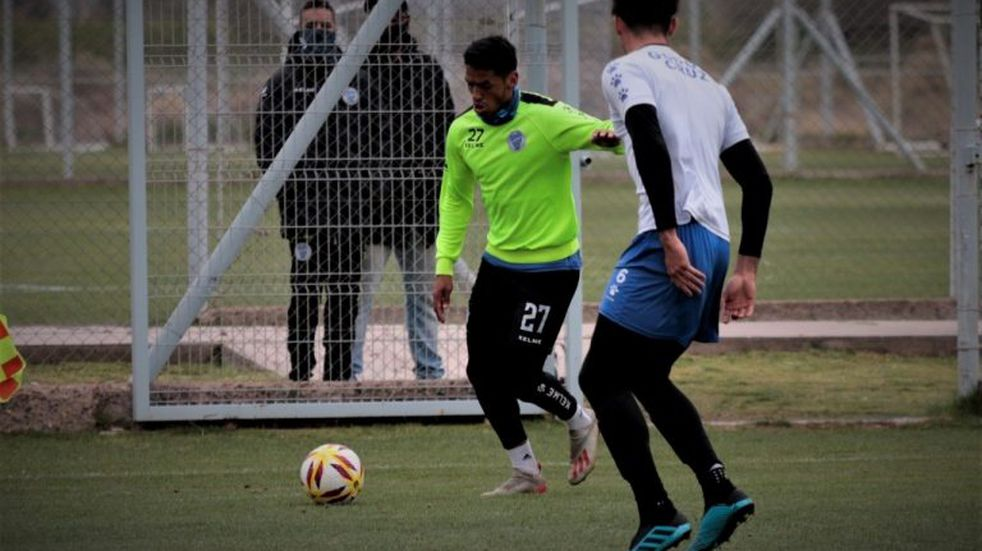 Godoy Cruz viajará a Córdoba para jugar amistosos