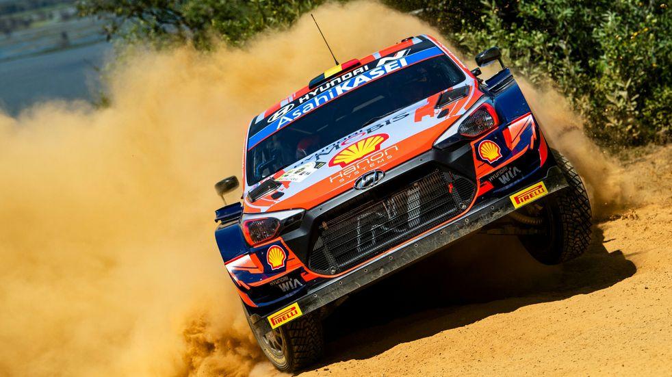 Rally Mundial: Neuville manda en Kenia tras la primera etapa