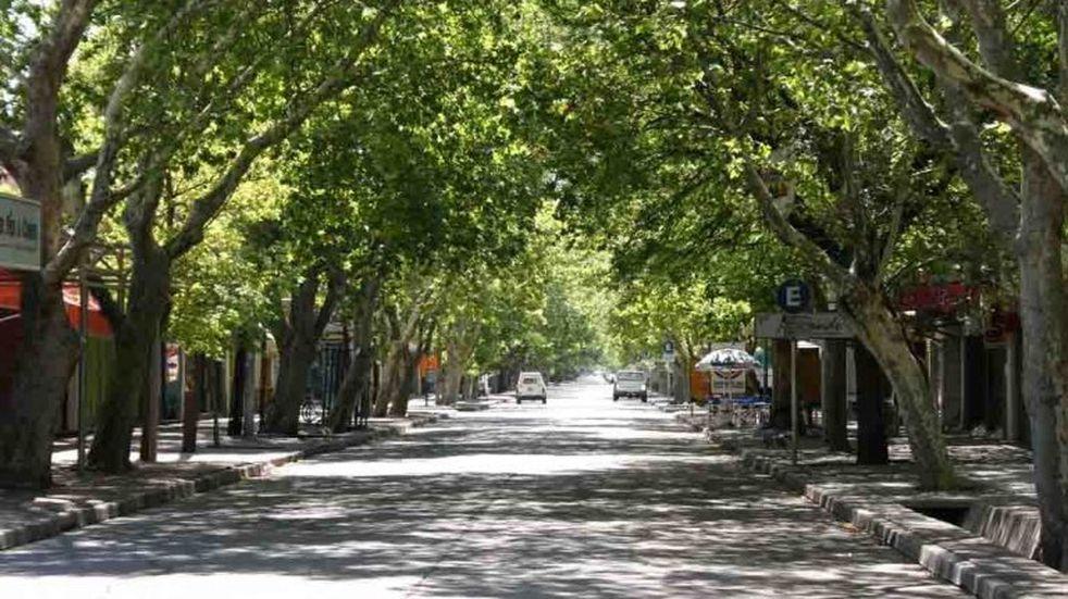 Clima en el sur mendocino: mañanas heladas y ascenso de la temperatura