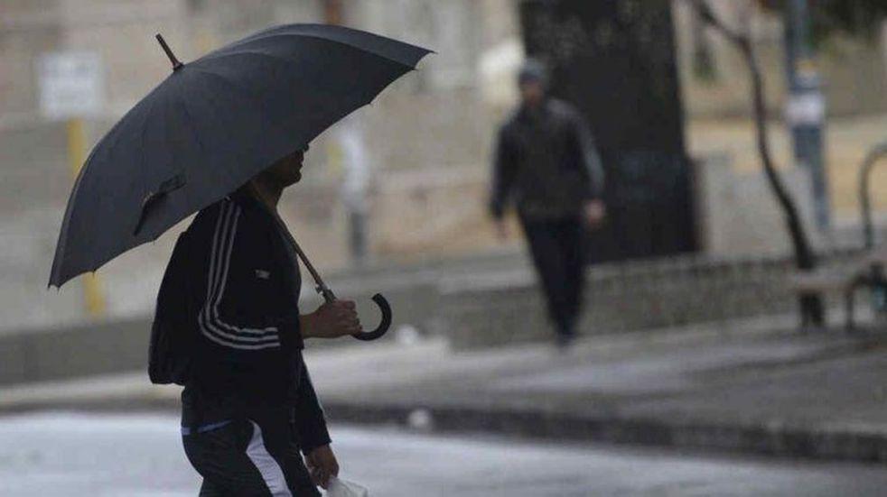 Alerta por abundantes precipitaciones en Comodoro