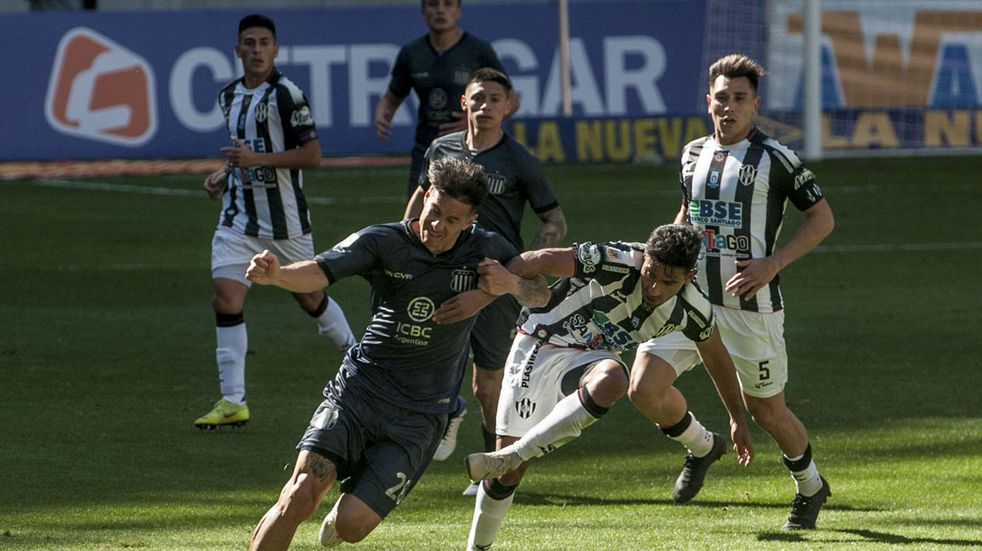 Cómo quedó Talleres en la tabla de Liga Profesional
