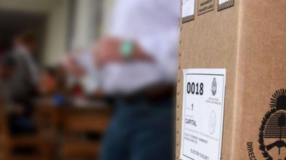 Comenzó el recuento de votos en los comicios a intendente de Rosario