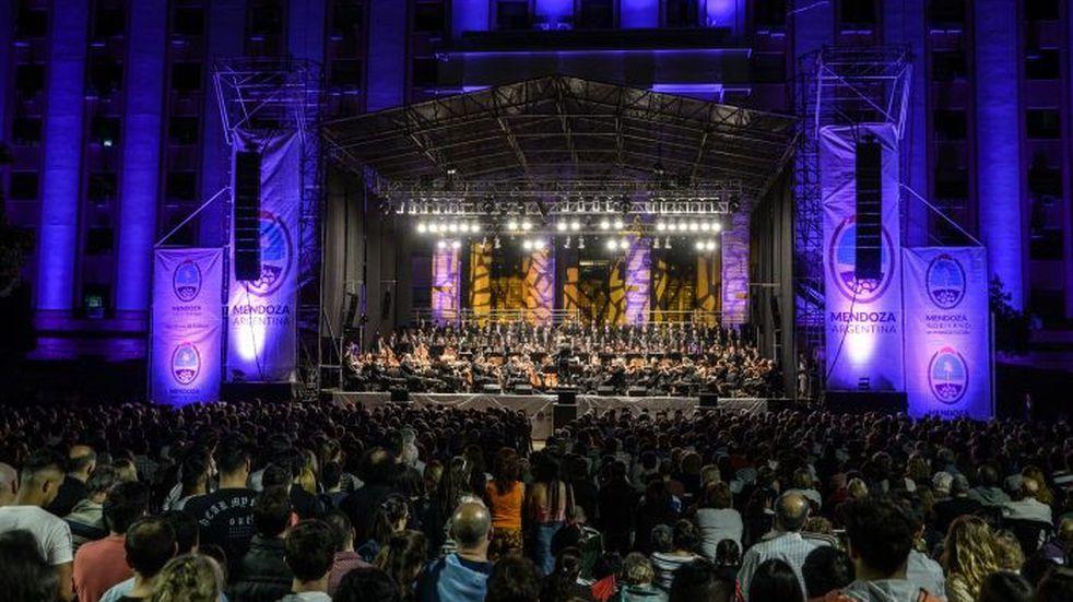 La Filarmónica brilló en un espectáculo de lujo: si te lo perdiste miralo acá