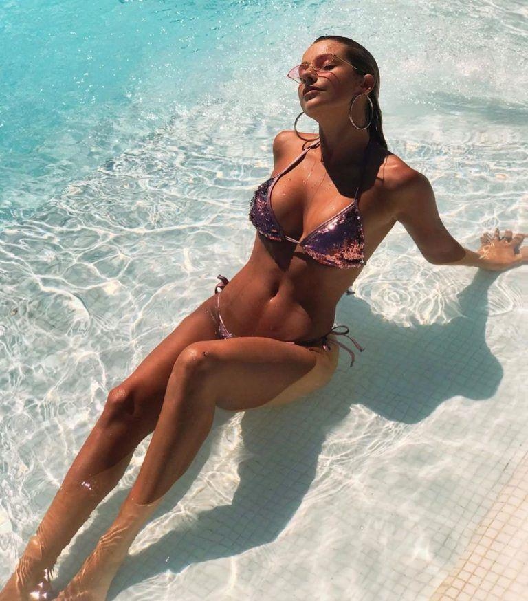 "Bianca Iovenitti formará parte del elenco de ""La Fiesta Inolvidable"" en Mar del Plata (Foto: Instagram/ @bianiovenitti)"