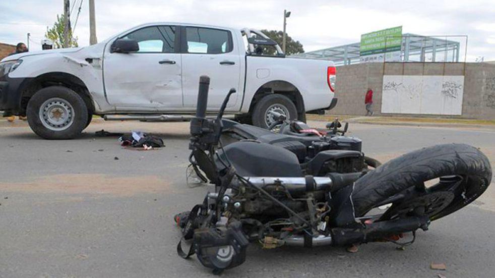 Falleció en Santa Rosa un joven motociclista que se había accidentado el domingo