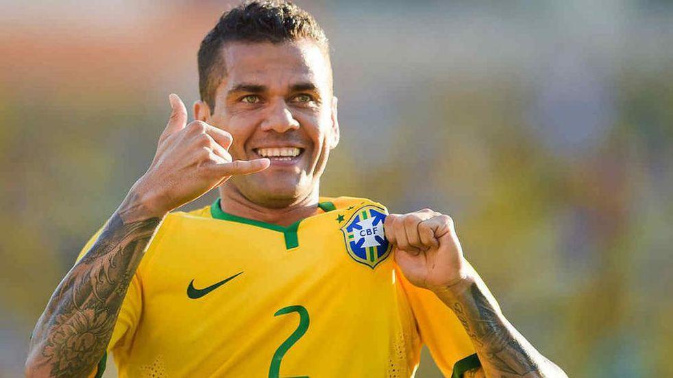 Brasil entregó la lista para los Juegos Olímpicos: Dani Alves fue convocado y Neymar quedó afuera