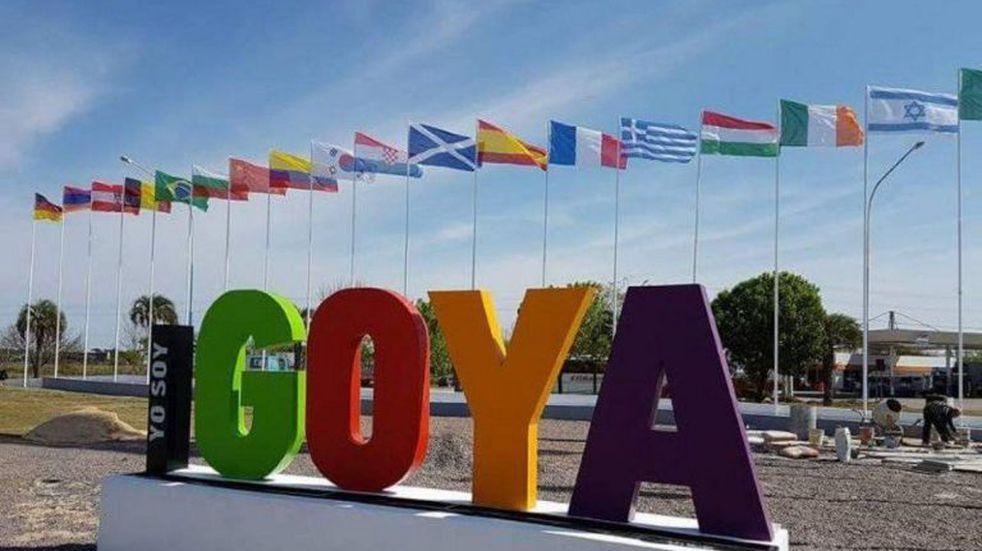 Se declaró Área Urbana Histórica Nacional al centro de Goya