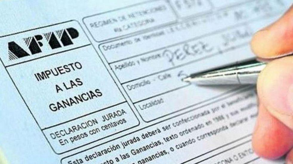 Cuántos rionegrinos dejarían de pagar el impuesto a las ganancias