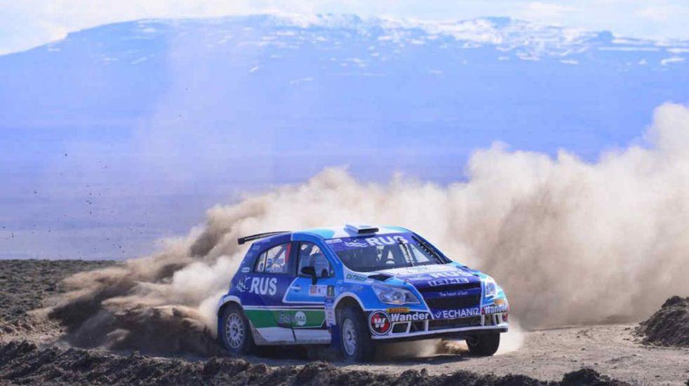 Rally de los Glaciares (Foto: gentileza Raúl Bellido).