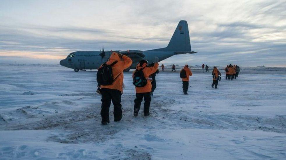 La campaña antártica de verano 2020-2021 se realizará bajo un estricto protocolo sanitario