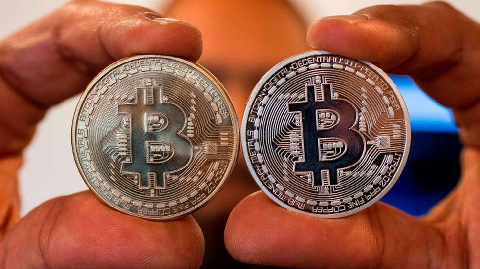 El bitcoin alcanza otro récord: por primera vez, superó los 60.000 dólares