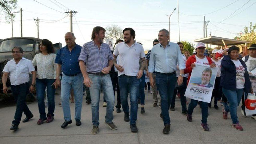 """""""A Jujuy le fue mejor con Macri"""", aseguró el ministro Jorge Rizzotti"""