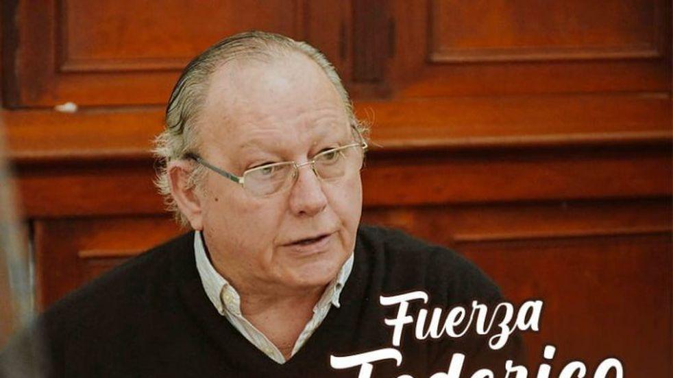 La salud del intendente de Gualeguay es crítica