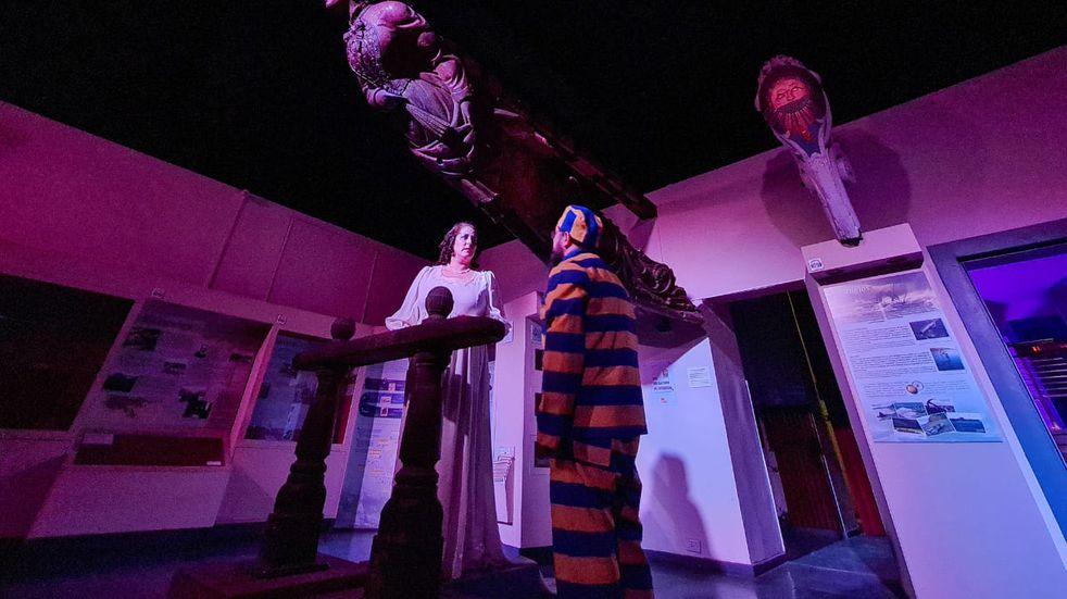 """Finalizó el programa """"Teatro en Museos"""""""