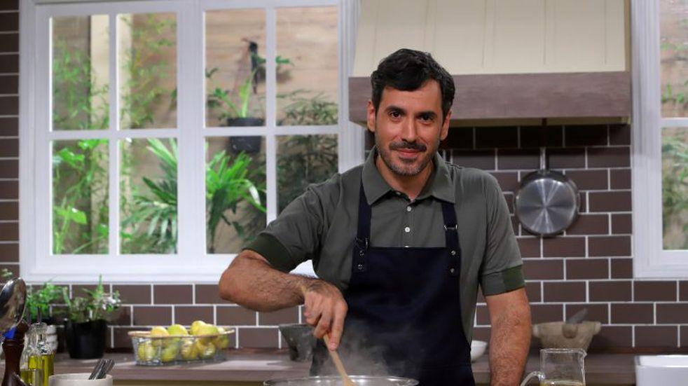 Mauro Massimino y las ventajas de una alimentación vegetariana