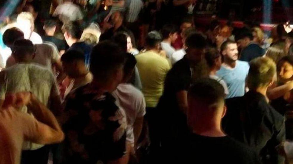 ¿Descontrol en las discotecas de Carlos Paz?