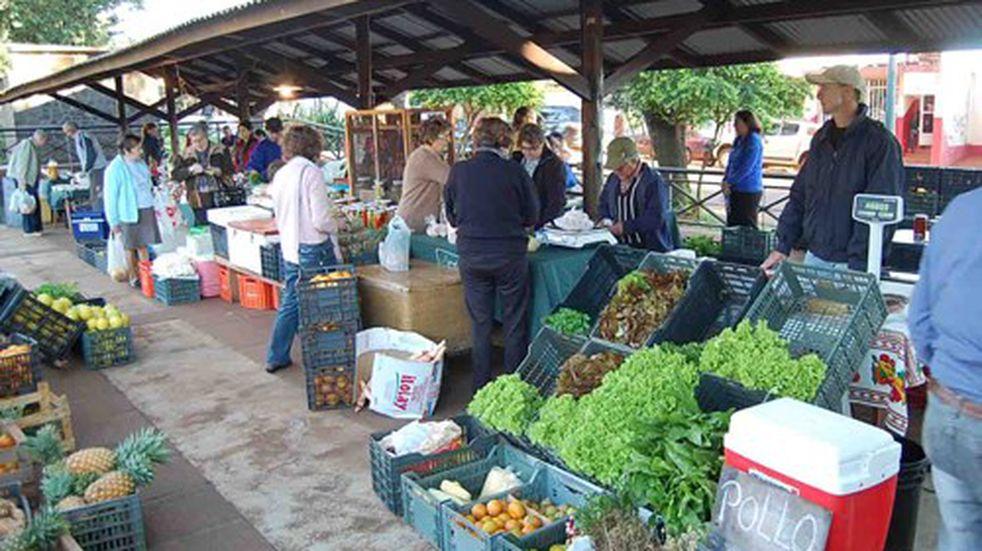 Aumentó la demanda de carnes, tomates y morrones en las ferias francas de Oberá
