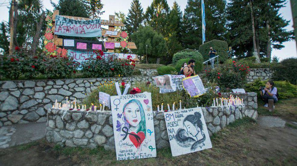 La madre del actual novio de Guadalupe Curual también fue víctima de femicidio en 2009