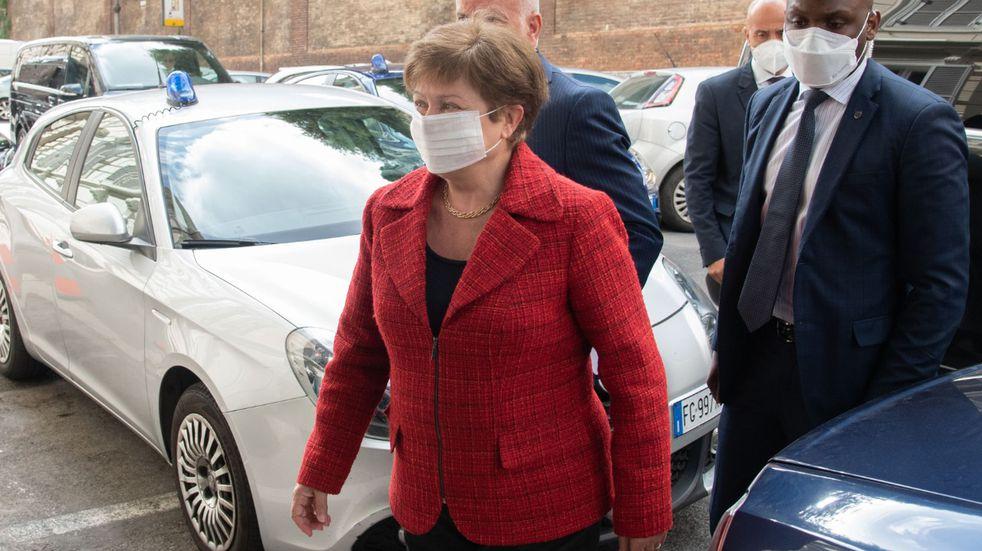 Grave denuncia contra Kristalina Georgieva.