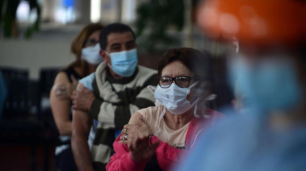 Coronavirus en Córdoba: seis muertes y 1.239 nuevos contagios este sábado