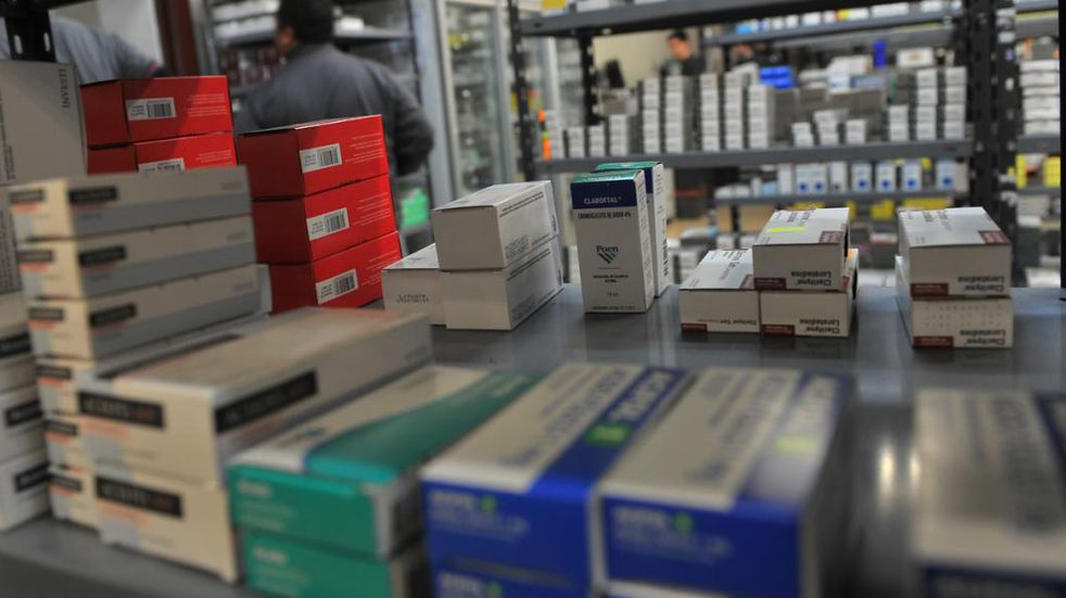 OSEF realizó la compra de medicamentos